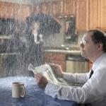 spring water damage repair