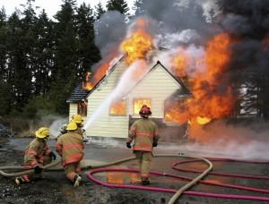 Michigan Fire Damage