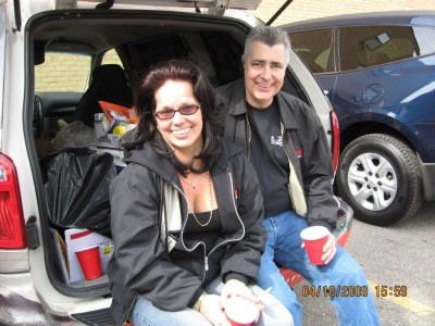 Colleen and Dave Norris, Owners of Rapid Recovery Service