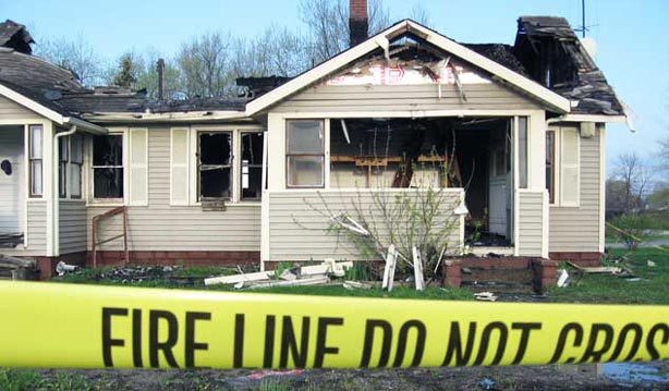 Michigan Fire Damage Repair