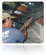 Specialty Services - Air Duct Cleaning