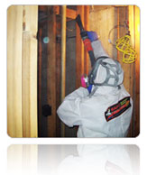 Specialty Services - biohazard damage restoration