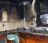 Fire Damage Restoration Portfolio - Before & After