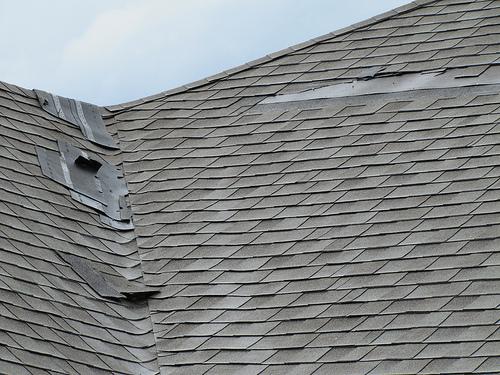 Roof Repair Tarping