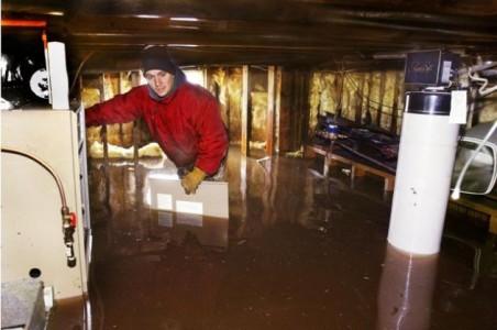 Flood Damage Water Damage Cleanup