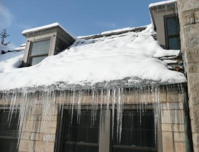 ice dam repair